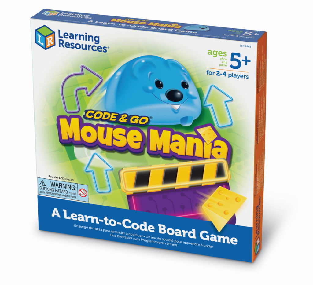 Code&Go Robot Mouse Brettspill | Learning Resources